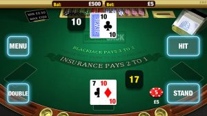play mobile blackjack games